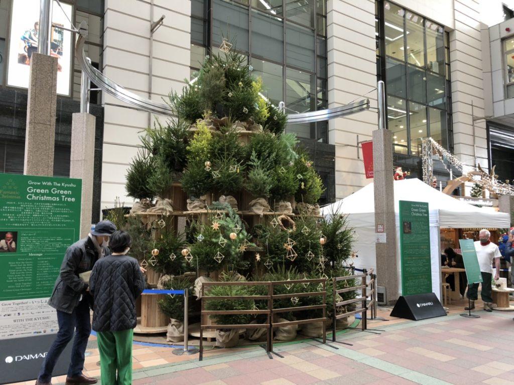 博多大丸 クリスマス
